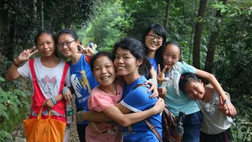蓝信封|入围全国农村留守儿童关爱服务和权益保护示范
